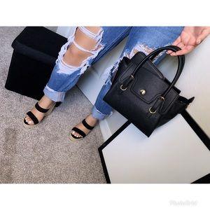 Handbags - black bag